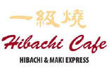 HIBACHI CAFE-Germantown logo