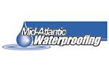 MID ATLANTIC WATERPROOFING OF CPA~ logo