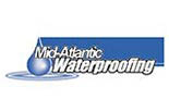 MID-ATLANTIC WATERPROOFING logo