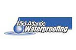 MID ATLANTIC WATERPROOFING OF VA~ logo