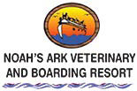 NOAH'S ARK VETERINARY AND BOARDING RESORT logo