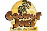 COCONUT JOE'S BAR & GRILL logo