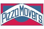 PIZZA MOVERS-SEAT PLEASANT logo