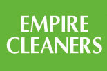 EMPIRE CLEANERS DRY CLEANING logo