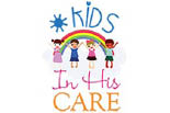 KIDS IN HIS CARE logo
