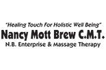 N.B. ENTERPRISES MASSAGE THERAPY logo
