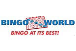 BINGO WORLD -- BINGO AT ITS BEST! logo