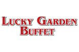 NEW LUCKY GARDEN BUFFET logo