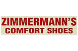 ZIMMERMANN'S COMFORT SHOES logo