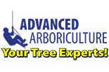 ADVANCED ARBORICULTURE TREE SERVICE logo