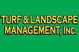 TURF & LANDSCAPE MANAGEMENT logo