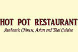 HOT POT CHINESE RESTAURANT logo