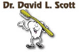 DR. DAVID L. SCOTT, DDS logo