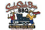 SMOKE STACK'S HOUSE OF BBQ logo