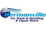 HERMANVILLE FULL SERVICE CAR WASH logo