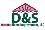 D & S HOME IMPROVEMENT logo