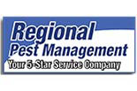 REGIONAL PEST MANAGEMENT logo