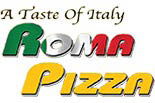 ROMA PIZZA-TEMPLE HILLS logo