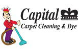 CAPITAL CARPET CLEANING & DYE logo