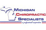 MICHIGAN CHIROPRACTIC SPECIALISTS - Garden City logo