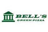 BELL'S GREEK PIZZA - EAST GRAND RIVER logo