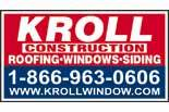KROLL CONSTRUCTION logo