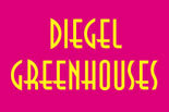 DIEGEL GREENHOUSES logo