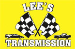 LEE's TRANSMISSION logo
