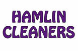 HAMLIN CLEANERS logo