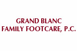 GRAND BLANC FAMILY FOOTCARE logo