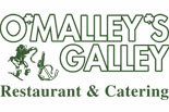 O'MALLEY's GALLEY logo