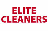 ELITE CLEANERS logo