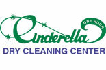 CINDERELLA Dry Cleaning Center logo