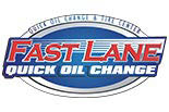 FASTLANE QUICK OIL CHANGE logo