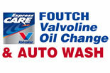 FOUTCH Valvoline Oil Change logo