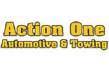 ACTION ONE AUTOMOTIVE logo