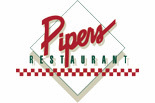 PIPERS RESTAURANT logo