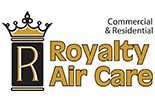 ROYALTY AIR CARE logo