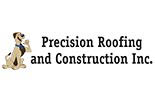PRECISION ROOFING & CONSTRUCTION logo