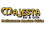 MAJESTA BAR & GRILLE logo