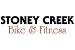 STONEY CREEK BIKE & FITNESS logo