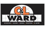 C & L WARD Siding, Roofing & Windows logo