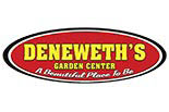 DENEWETH's GARDEN CENTER logo