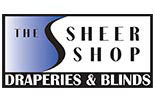 The SHEER SHOP logo