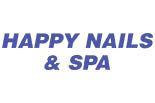 HAPPY NAILS & SPA logo