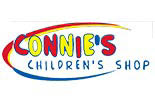 CONNIE's CHILDREN's SHOP logo