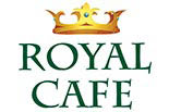 ROYAL CAFE logo