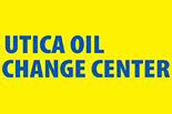 UTICA OIL CHANGE CENTER logo