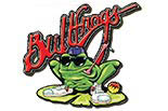 BULLFROGS BAR & GRILL in Ortonville, MI logo