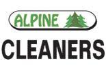 ALPINE CLEANERS logo